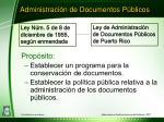administraci n de documentos p blicos1