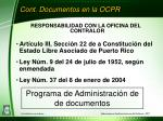 cont documentos en la ocpr1