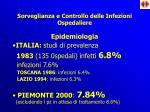 sorveglianza e controllo delle infezioni ospedaliere4