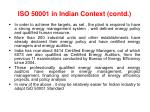 iso 50001 in indian context contd1
