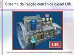 sistema de inje o eletr nica diesel uis