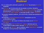 biodi sel