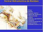 central hidroel ctrica de bombeo