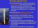 energ a geot rmica
