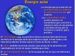 energ a solar