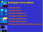 energ as renovables
