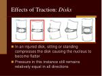 effects of traction disks1