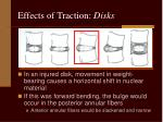 effects of traction disks2