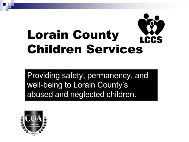 lorain county children services n.