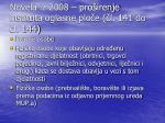 novela iz 2008 pro irenje instituta oglasne plo e l 141 do l 144