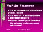 why project management1