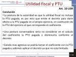 utilidad fiscal y ptu4