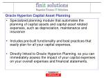 oracle hyperion capital asset planning1