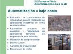 automatizaci n a bajo costo