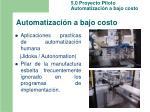 automatizaci n a bajo costo1