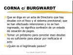corna c burgwardt