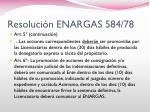 resoluci n enargas 584 78