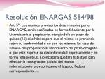 resoluci n enargas 584 983