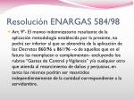 resoluci n enargas 584 986