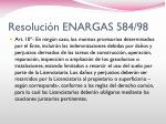 resoluci n enargas 584 987