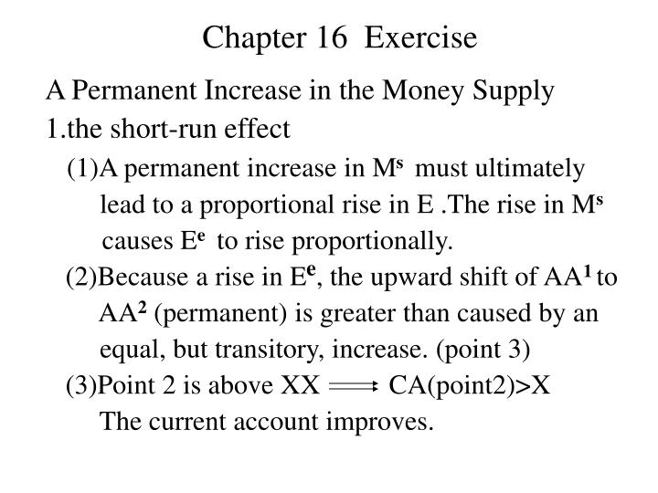 chapter 16 exercise n.