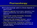 pharmacotherapy1
