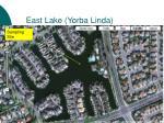 east lake yorba linda