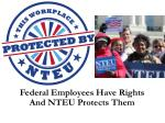 federal employees have rights and nteu protects them