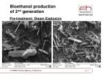 bioethanol production of 2 nd generation3