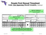 people first manual timesheet fields your supervisor should complete continued