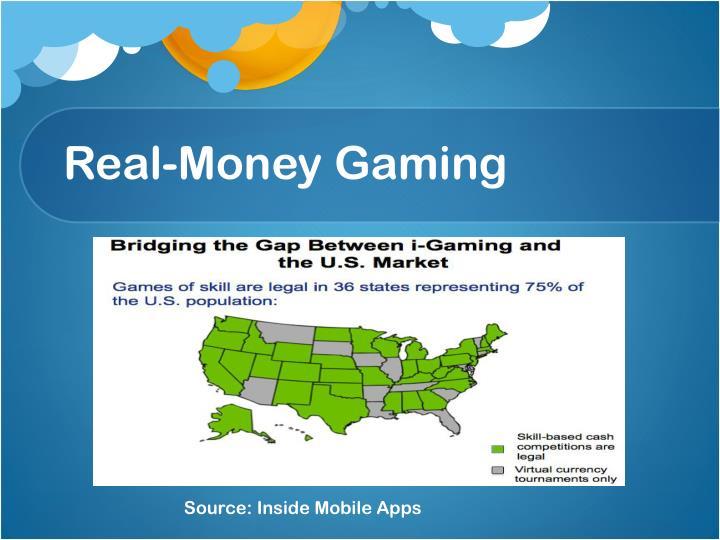 Real-Money Gaming