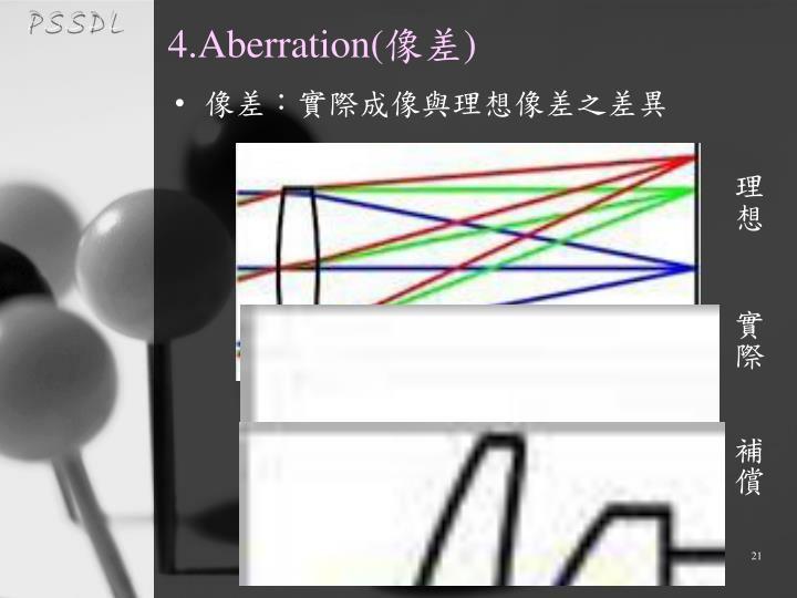 4.Aberration(