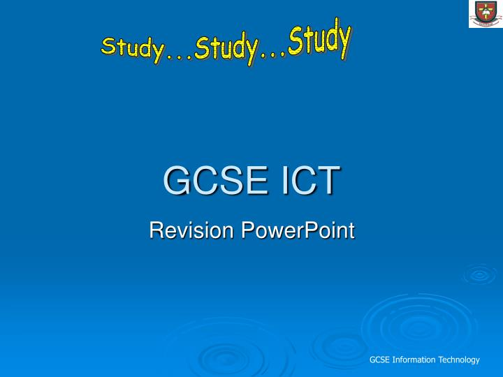 revision gcse ict Welcome to the new gcse ict revision site we hope this area will be of interest to you and that it will also prove to be useful we will attempt to add relevant articles and revision notes to help with your.