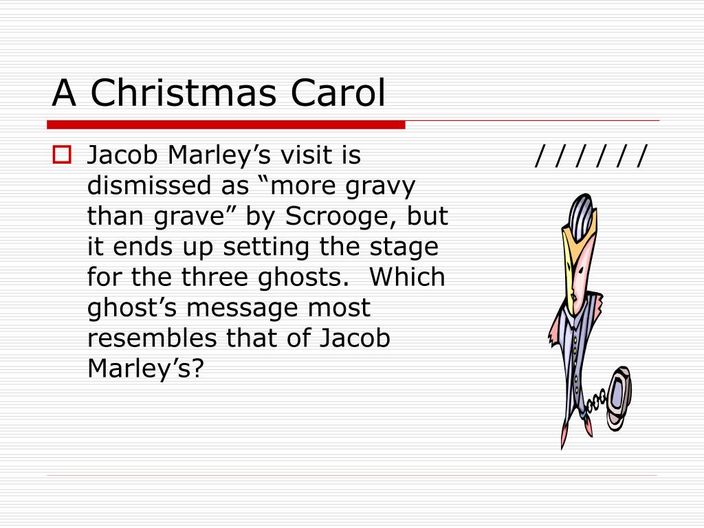 PPT - A Christmas Carol (Summary and activities by Fran Roberts, M. Ed.) PowerPoint Presentation ...