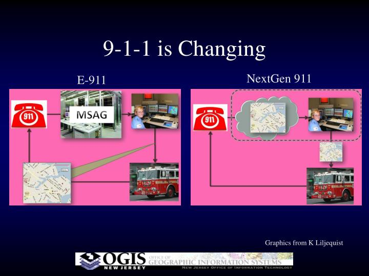 9 1 1 is changing