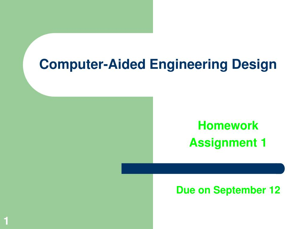 Ppt Computer Aided Engineering Design Powerpoint Presentation Free Download Id 6871442