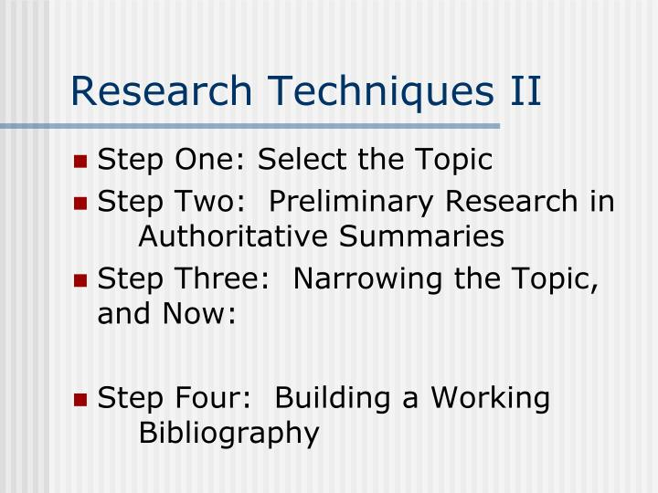 research technique A summary of research methods in 's research methods in psychology learn exactly what happened in this chapter, scene, or section of research methods in psychology and what it means.