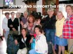 join us and support the iwc