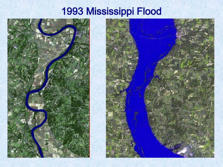1993 Mississippi Flood