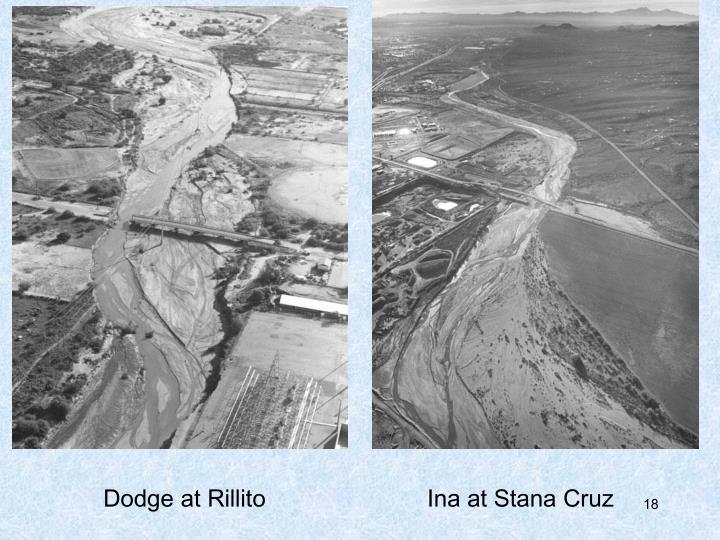 Dodge at Rillito