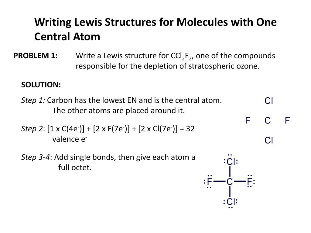 o3 lewis dot diagram ppt writing lewis structures of simple covalent molecules  structures of simple covalent molecules