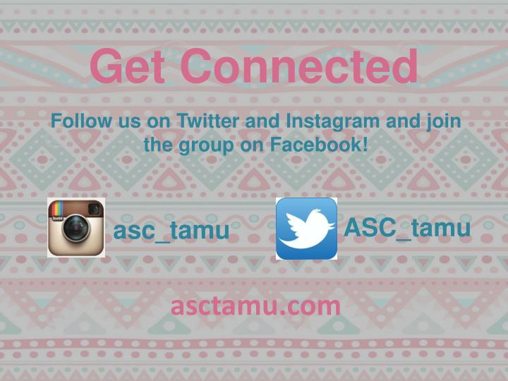 Follow us on Twitter and