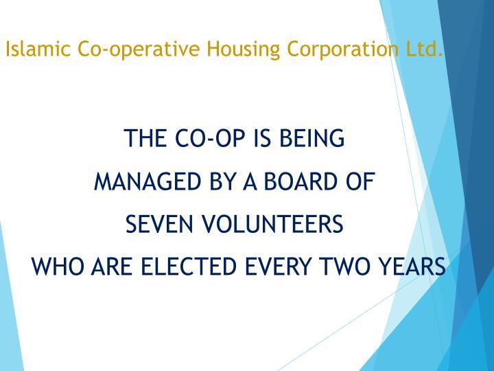 Islamic Co-operative Housing Corporation Ltd.