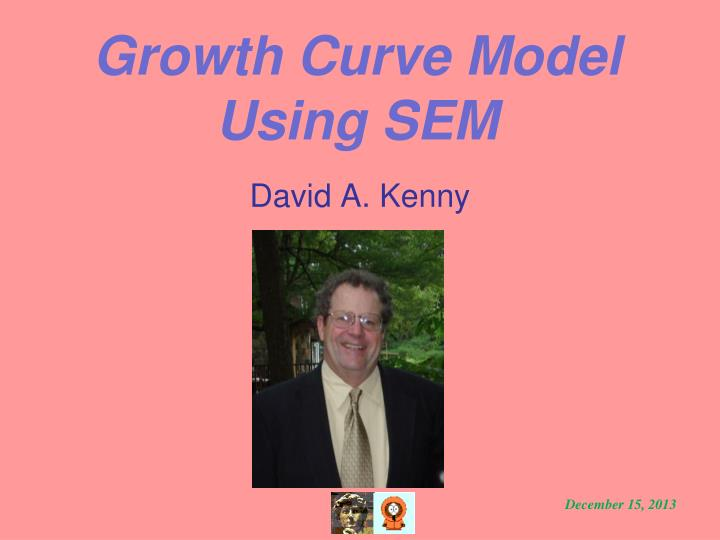 growth curve model using sem n.