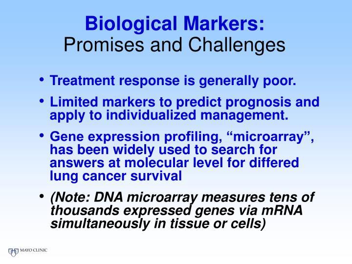 Biological Markers: