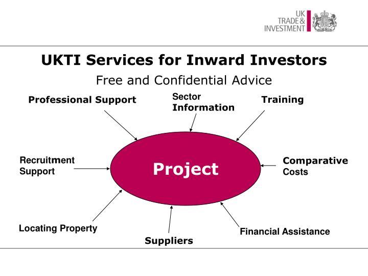 UKTI Services for Inward Investors
