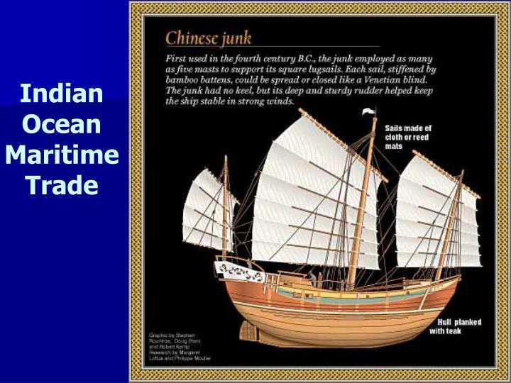 Indian Ocean Maritime Trade