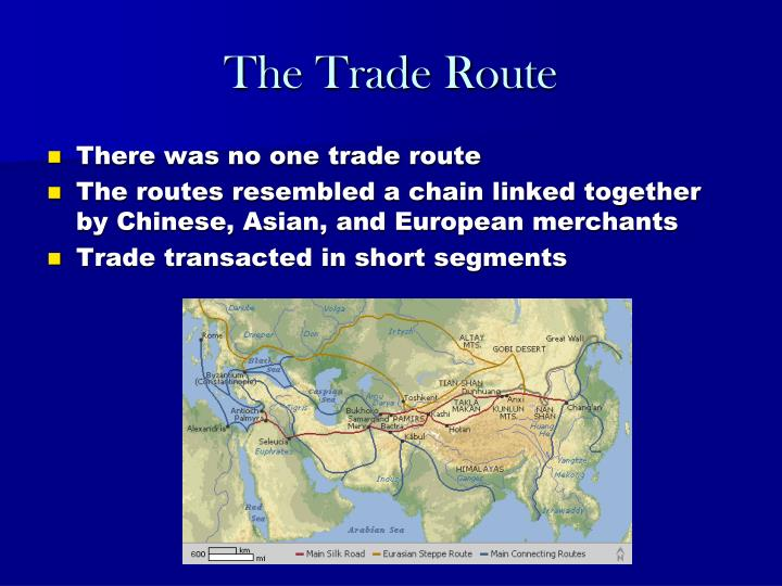 The Trade Route
