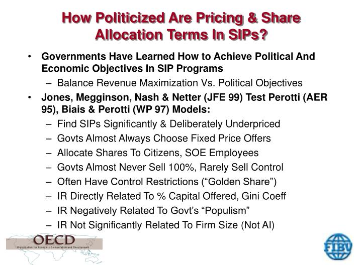 Ppt The Impact Of Privatization On Capital Market