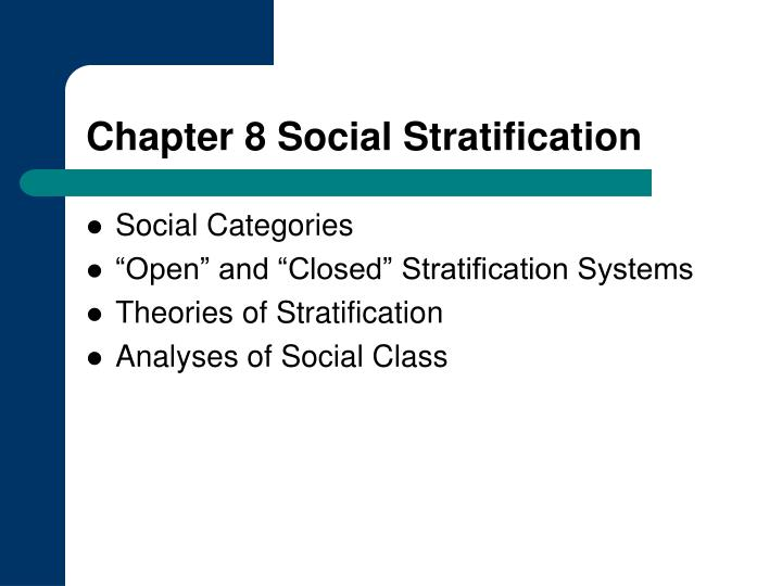 sociology in conflict and order chapter 9 social stratification Conflict theorists argue that stratification is the outcome of an elite emerging as groups struggle for limited resources gerhard lenski suggested a synthesis between the functionalist and conflict perspectives pp 168-171 how do elites maintain stratification o to maintain social stratification within a nation, the ruling class adopts an.